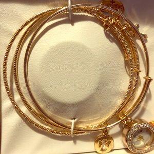 A fashion bracelet set